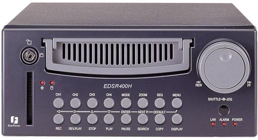 EverFocus EDSR 400H Surveillance DVR