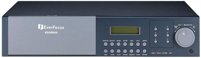 EverFocus EDSR 600F Surveillance DVR