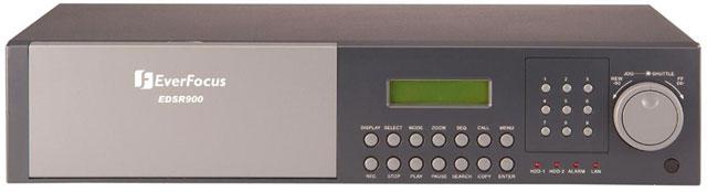 EverFocus EDSR 900 Surveillance DVR