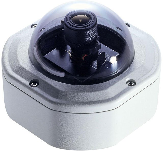 EverFocus EHD 150 Rugged Dome Surveillance Camera