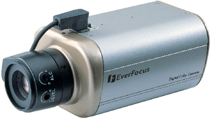 EverFocus EQ 500 Digital Color Surveillance Camera