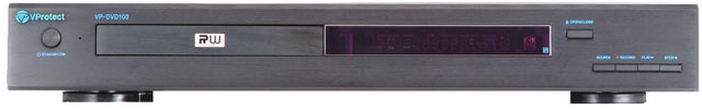 EverFocus VPDVD 100 DVD Video Archiving System