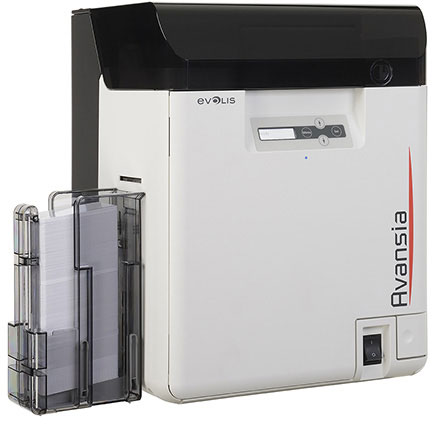 Evolis Avansia ID Printer Ribbon