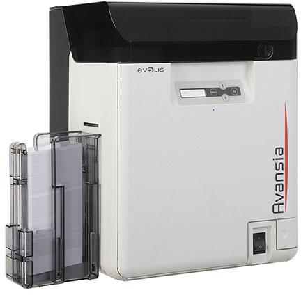 Evolis Avansia ID Card Printer: AV1HB000BD