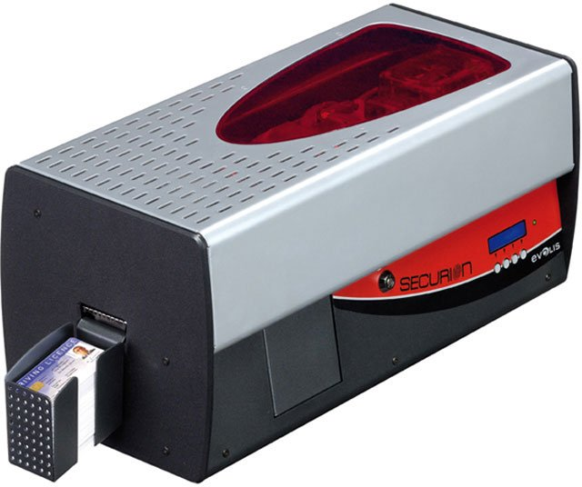 Evolis Securion ID Card System ID Card Printer System