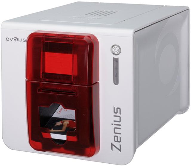 Evolis Zenius ID Card Printer: ZN1U0000RS