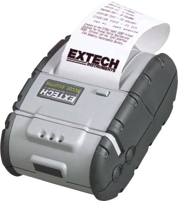 Extech S2500THS Portable Printer
