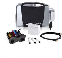 Fargo DTC1250e Printer System ID Card Printer System: 50605