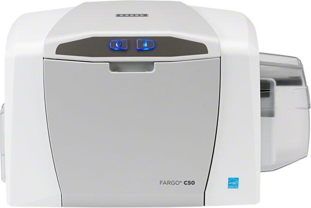 Fargo C50 Card Printer