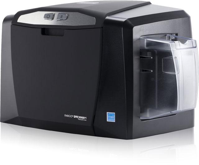 Fargo DTC1000M Card Printer