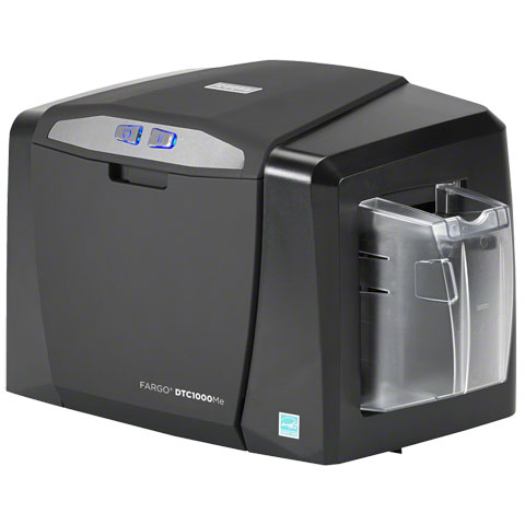 Fargo DTC1000Me Card Printer
