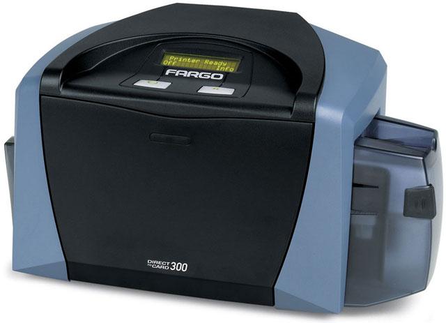 Fargo DTC300 Card Printer
