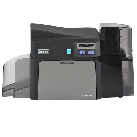 Fargo DTC4250e ID Card Printer: 052100