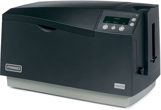 Fargo Dtc550 Card Printer Best Price Available Online