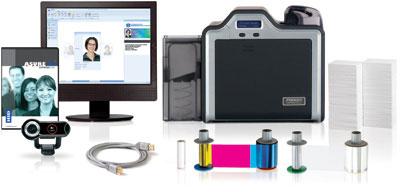 Fargo HDP5000 ID System ID Printer Ribbon