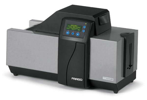 Fargo HDP600 CR100 ID Printer Ribbon