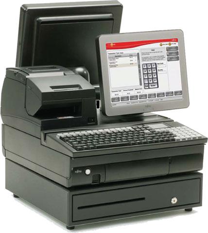 Fujitsu TeamPoS 3000 XL2 POS Terminal