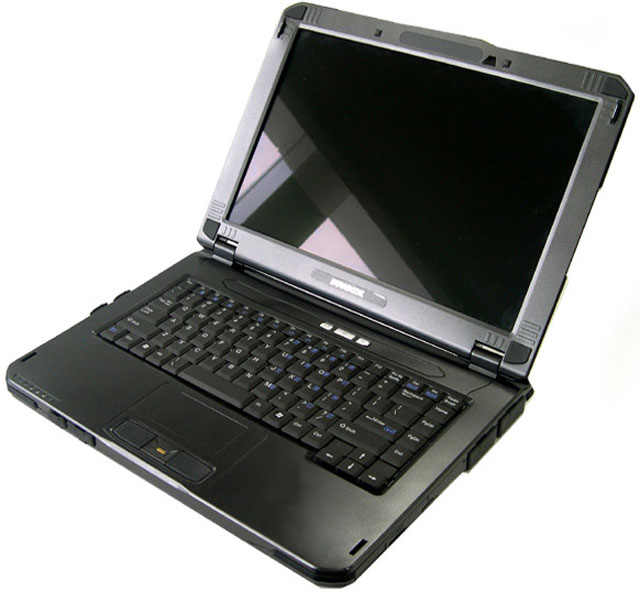GammaTech D14RM Rugged Laptop Computer
