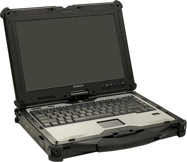 GammaTech Durabook R13S Rugged Laptop Computer