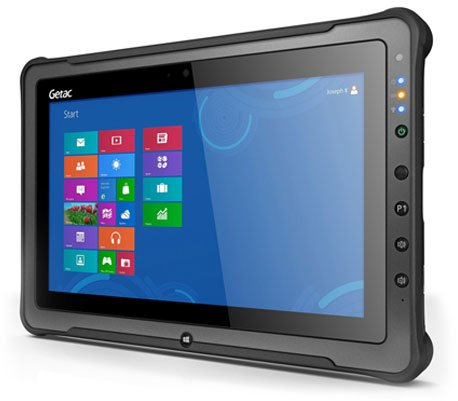 Getac F110 Tablet Computer