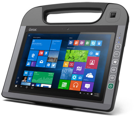 Getac RX10 Tablet Computer