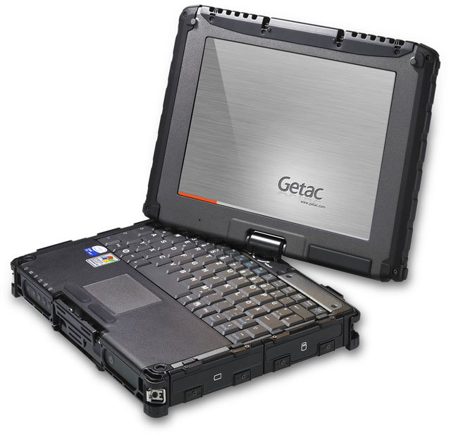Getac V100 Rugged Laptop Computer