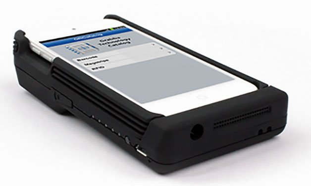 Grabba Q-Series Barcode Scanner: Q-9300g