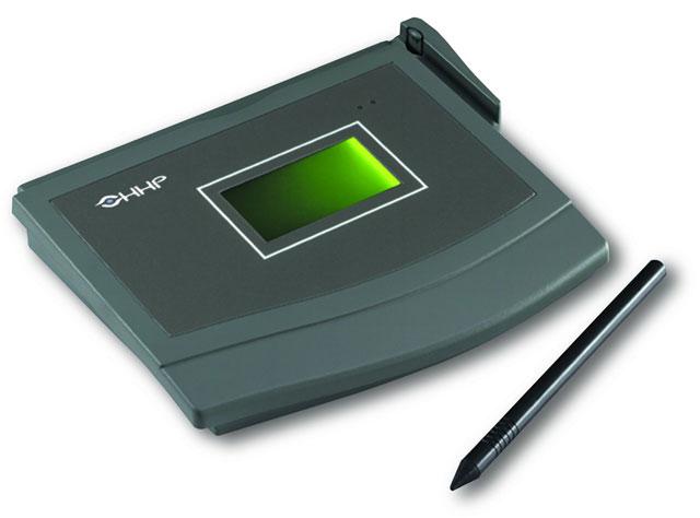 HHP TT1500 Signature Capture Pad