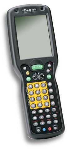 HHP Dolphin 7400 Mobile Computer