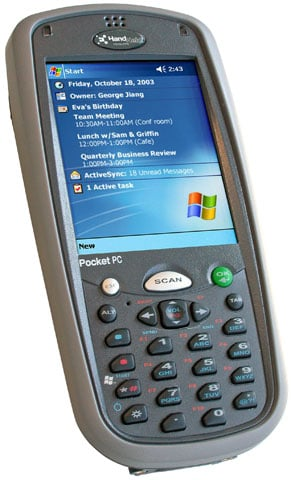 HHP Dolphin 7900 Mobile Computer