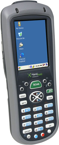 HHP Dolphin 7600 Mobile Computer
