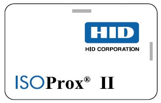 HID 1586 Access Control Card: 1586LGGMN