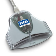 HID OMNIKEY 3021 USB Smart Card Reader