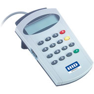 HID OMNIKEY 3821 USB PIN Pad Smart Card Reader