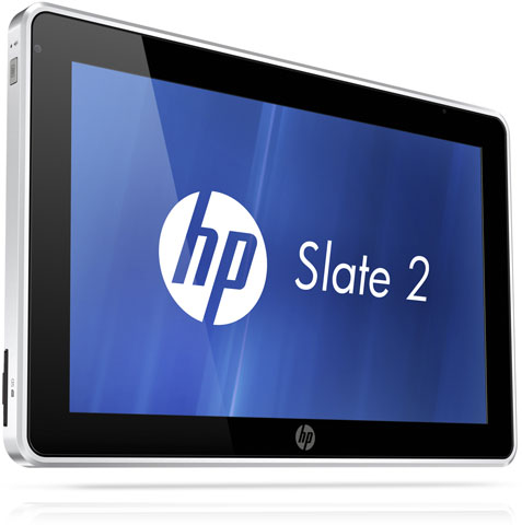 HP Slate 2 Tablet Computer