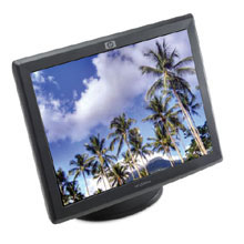 HP Touchscreen
