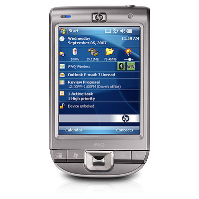 HP iPAQ 100 Classic Mobile Computer