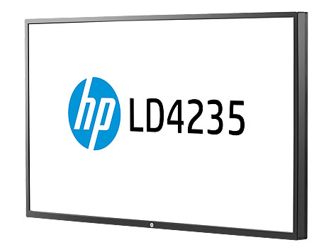 HP LD4235 Digital Signage Display