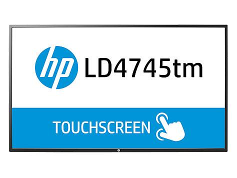 HP LD4745tm Digital Signage Display