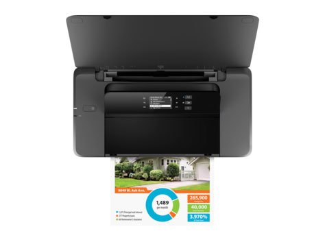 Hp officejet 200 best price available online save now for Best home office hp printer