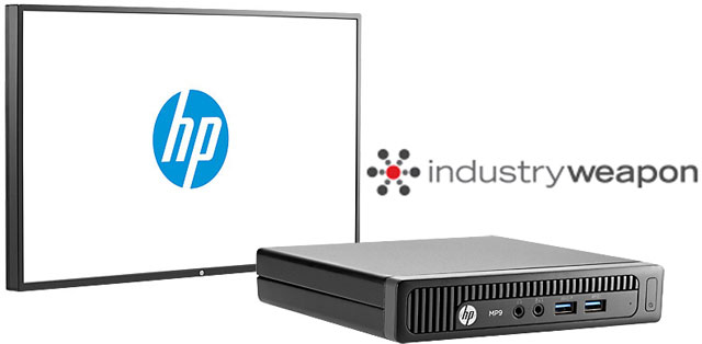 HP Digital Signage Systems Digital Signage System