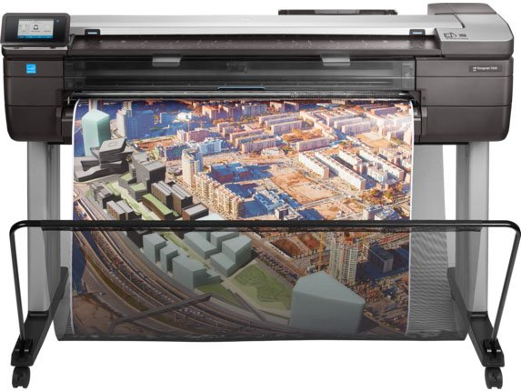 HP DesignJet T830 36-in Multifunction Printer - Best Price ...