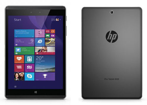 HP Pro Tablet 608 Tablet Computer