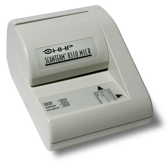 Hand Held ScanTeam ST 8310 Check Reader