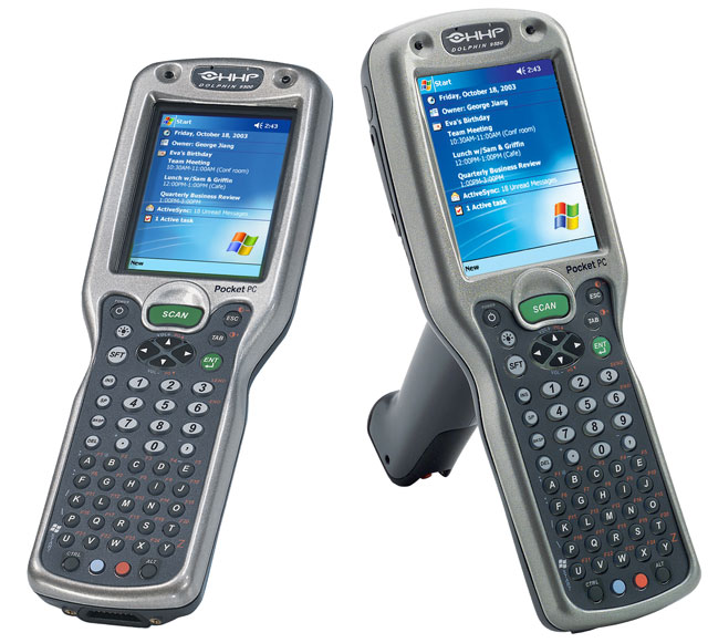 Hand Held Dolphin 9500 9550 Mobile Computer Best Price Available