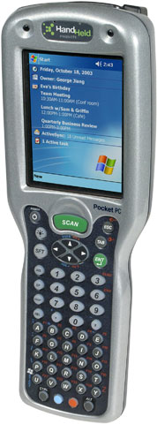 Hand Held Dolphin 9501 Mobile Computer
