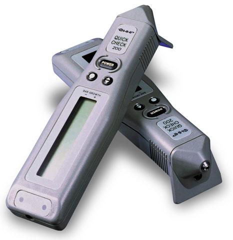 Hand Held Quick Check 200 Series Verifier