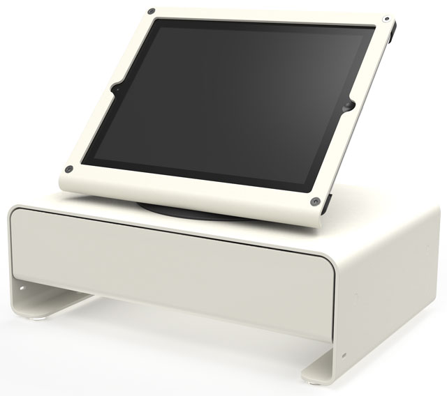 electronic register in all mobile drawer elopaypointclean one paypoint cash drawers hardware stands c pos mobileposequipment for ipad equipment elo