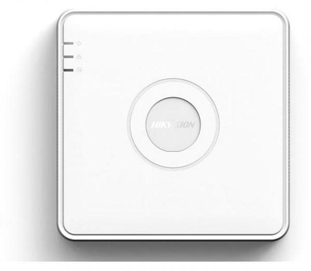 Hikvision Network Video Recorder: DS-7104NI-SL/W-1TB
