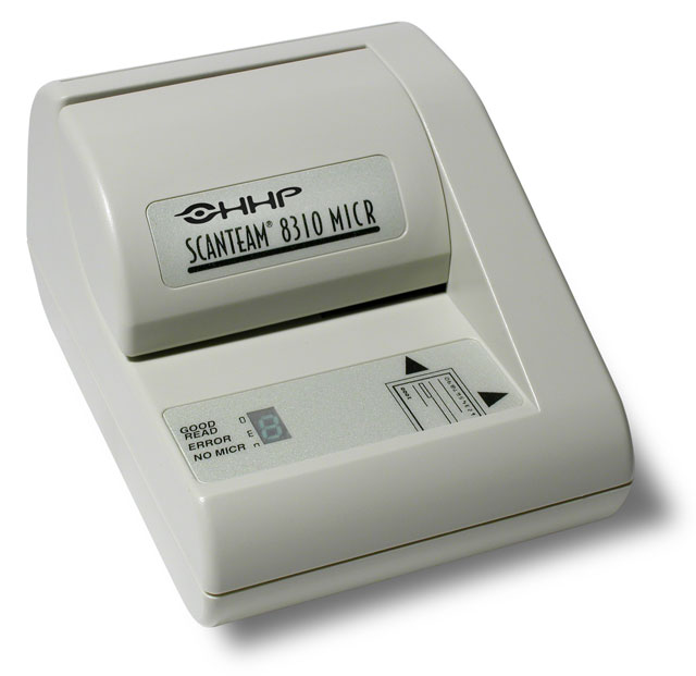 Honeywell ScanTeam ST 8310 Check Reader